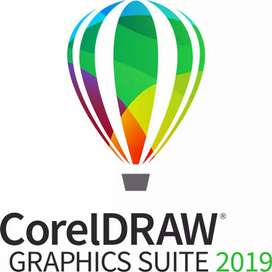 Corel draw graphics designer