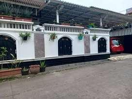 Rumah Hook Dijual Murah Dinding Bata Merah, Lokasi Kodau