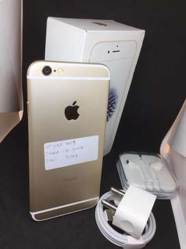 IPHONE 6-64gb[EXCELLENT WORKING](BRAND NEW)