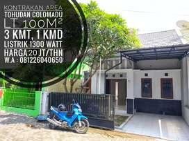 Kontrakan Area Colomadu, Dekat The Alana, Ums, Pintu Tol, Manahan