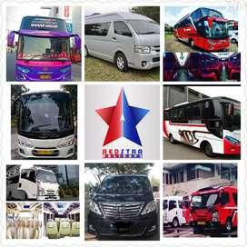 Sewa Elf Hiace Medium Bus Murah Jakarta Bogor Depok Tangerang Bekasi