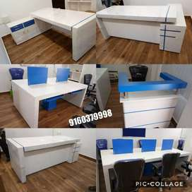 Office tables reception tables conference tables workstations chairs