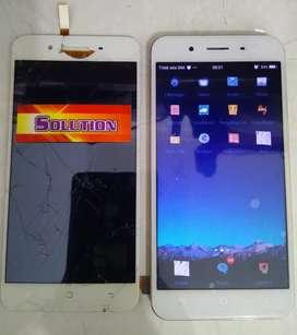 Lcd Touchscreen Vivo Y65
