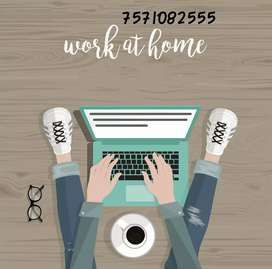 Earn handful of money sit at home no boss no tension