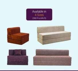 Sofa cum bed Price : 3500