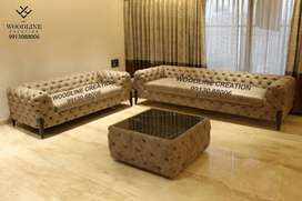 Luxurious Brand New Fancy and Luxurious Sofa Set