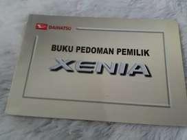 Daihatsu Xenia 2006 - panduan pemilik