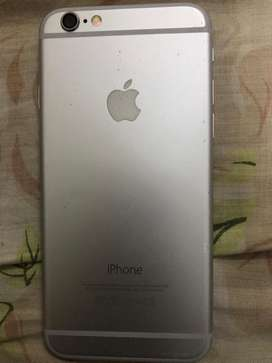 Iphone 6 64 gb white silver