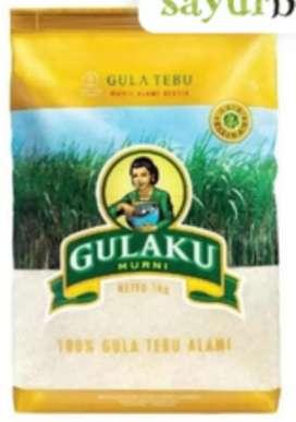 Gulaku, gula pasir premium