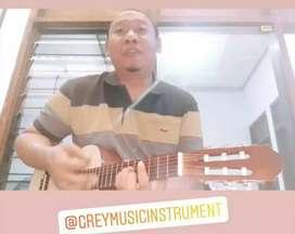 Gitar lele greymusic seri 1283