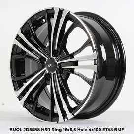 type model BUOL JD8588 HSR R16X65 H4x100 ET45 BMF