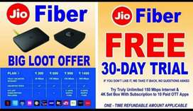 Reliance jio digital fiber