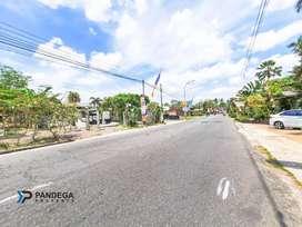 Jual Tanah 8000m2 Cocok Gudang Cocok Pabrik Tepi Jalan Kaliurang km15.