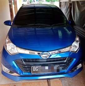 Daihatsu sigra biru metalik 2016