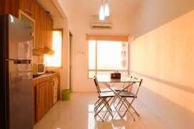 Apartemen Super Murah Cosmo Residence 2 Bedroom