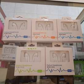 Handsfree / Headset / Earphone R11 untuk Oppo,Vivo,Samsung,Xiaomi,Asus