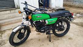 YAMAHA RX100 MODIFIED Rc availaible