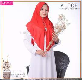 Hijab Daffi Kode Alice