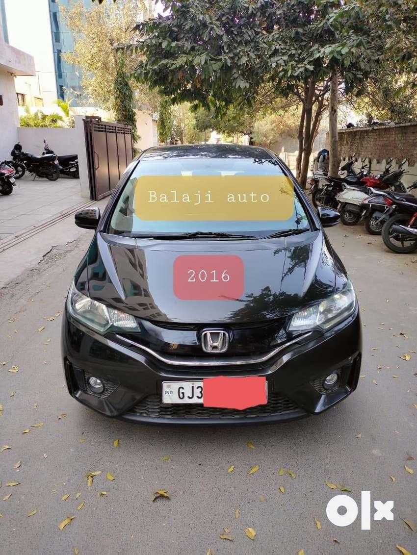 Honda Jazz VX Diesel, 2016, Diesel