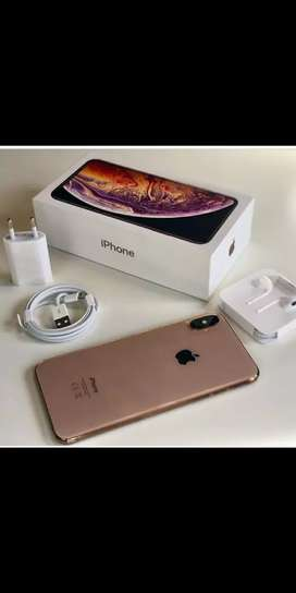 IPhone available with Bill and box with one year warranty