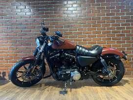 Harley davidson Sportster 883 iron 2017 abs keyless Full paper ori USA
