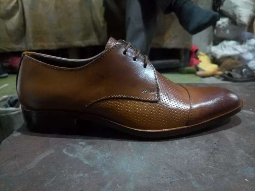 leather shoes guarantee for men handmade also available on order 0