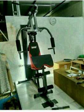TOTAL FITNES gym008 stok ready