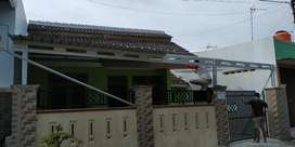 Kanopi rangka atap bajaringan