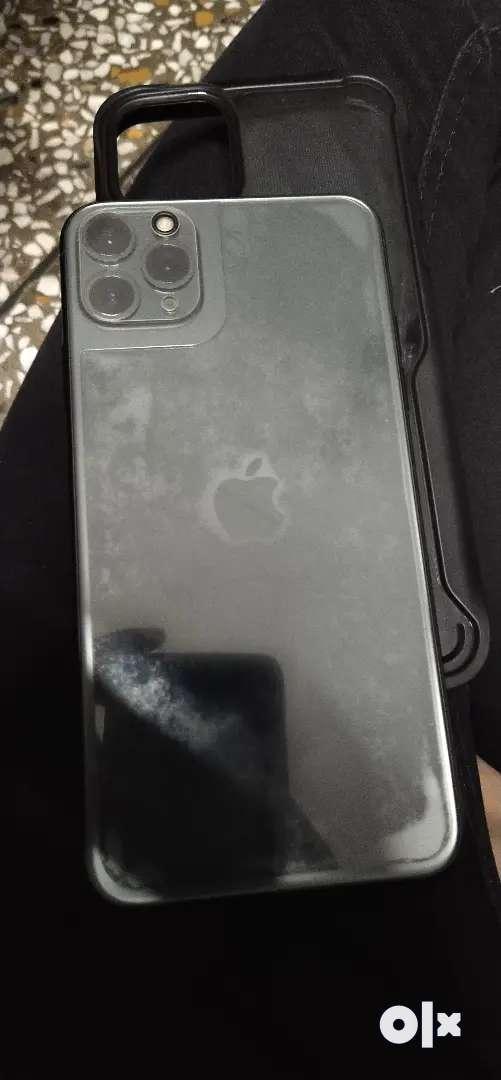 Iphone 11 pro max 516 gb