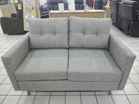 Sofa 2 Seater Calista JYSK. Barang Bekas Display Murah