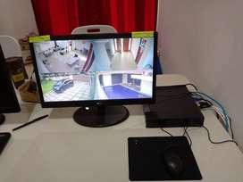 Jual dan pasang baru Kamera CCTV Hillook Hikvision Dll harga grosir