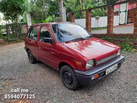 Maruti Suzuki 800 AC BSII, 1997, Petrol