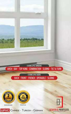 Upvc Windows and Doors Solution