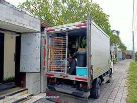 Jasa sewa engkel box 24 jam, jasa angkutan barang / pick up pickup