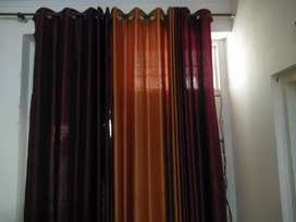 Curtains 9ft hight