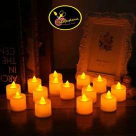 Lilin LED Lampu