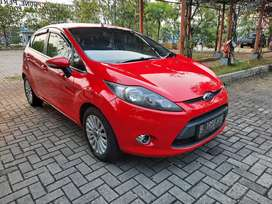 Ford Fiesta 1.4 Trend Automatic 2012
