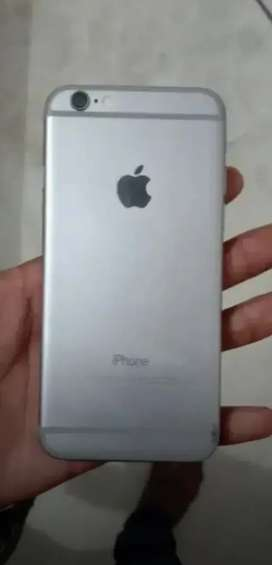 Iphone 6 128 gb 1.5 year old with original accesseries