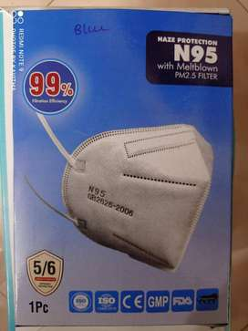 Face Mask N95 Protection