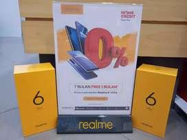 Realme 6 pro 8/128 Cicilan 0% tanpa kartu kredit cukup bawa KTP + SIM