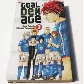 Komik Goal Den Age 1-3 Tamat