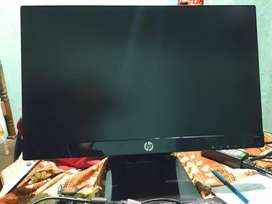 Monitor hp 23 inch only 6 month old