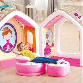 Intex Princes Inflateable Play House