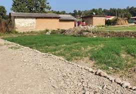 100gaz plot in shankerpur road on 18ft road
