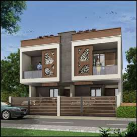 Duplex Villa Just 100 Meter from main New Sanganer Road