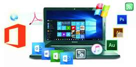 Computer and laptop software solutions