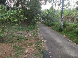 10 cent land for sale. 1 km from Kendriya  Vidyalaya Murippara,PTA