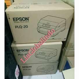 Easy operations passbook PLQ 20 Epson
