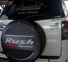 Sarung ban serep Rush Crv Terios Taft Touring Feroza Taruna Escudo dll
