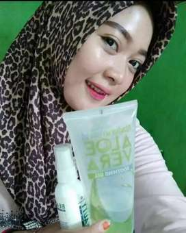 Natura Aloevera shooting gel